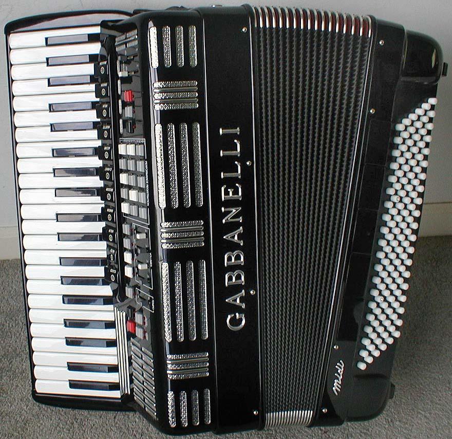 gabbanelli accordions for sale - photo #1